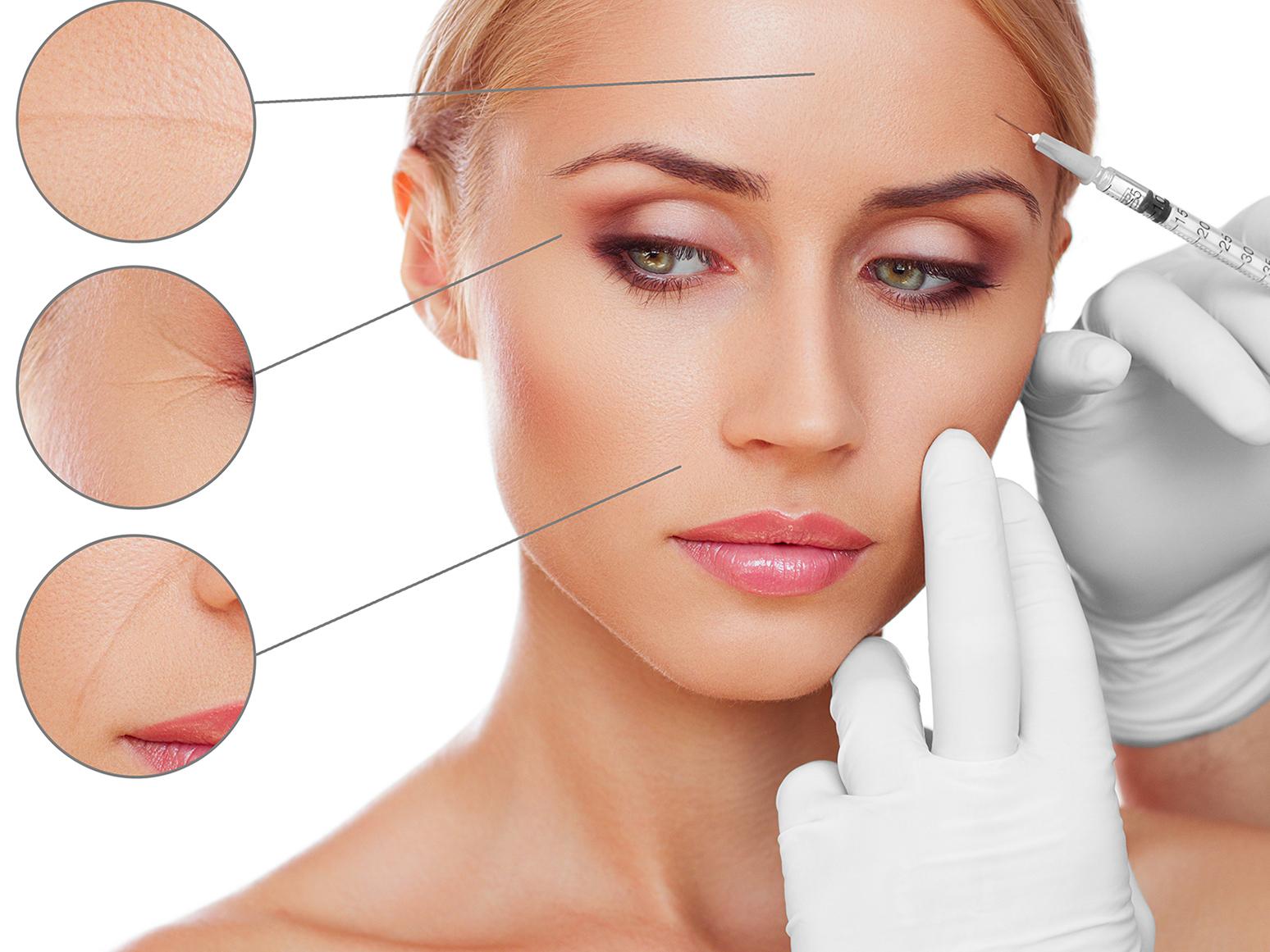 мезотерапия на лице