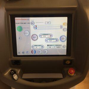 0ff73f49d91 Новият Duetto MT EVO на фирмата Quanta System съчетава в себе си две  напълно доказали се в сферата на обезкосмяването технологии като златен ...